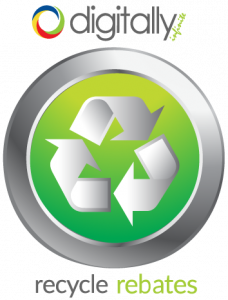 digitally Infinite recycle rebates